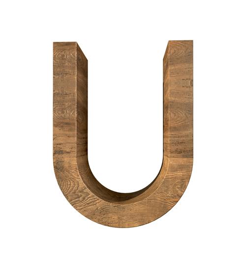 Ultimateck | U en bois massif