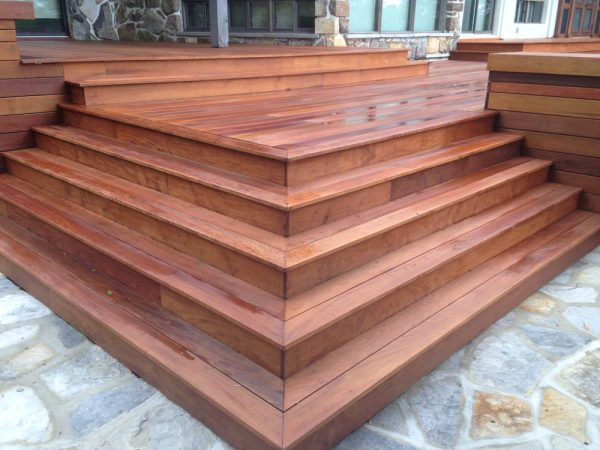 Projet terrasse en Ipé